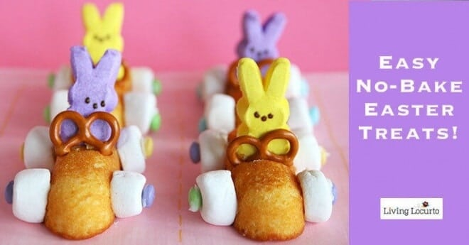 No-Bake Easter Treats