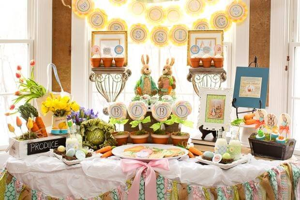 peter-rabbit-boys-baby-shower-themed-dessert-table