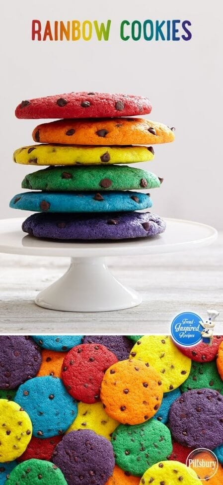 29 Colorful Rainbow Food and Drink Ideas - Spaceships and Laser Beams