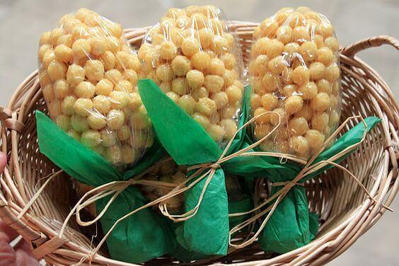 Kix Corn Favor Treats