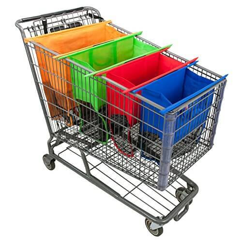Shopping Cart Bags