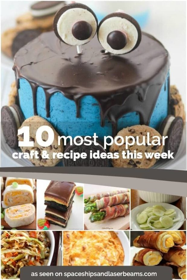 best blogger craft recipe ideas