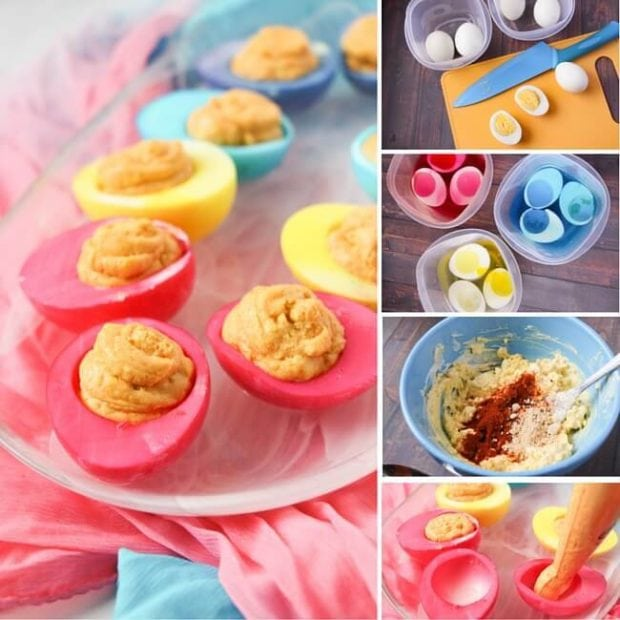 color devilled eggs (1)
