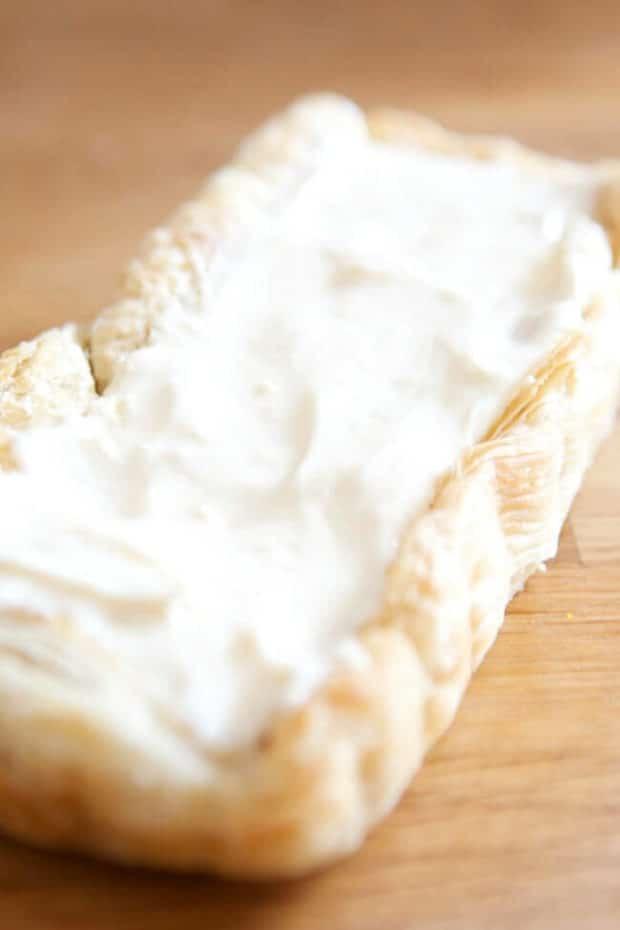 Cream Cheese Tart Recipe