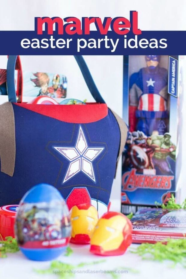 Marvel Easter Party Ideas