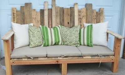 Creative Wood Pallet Projects