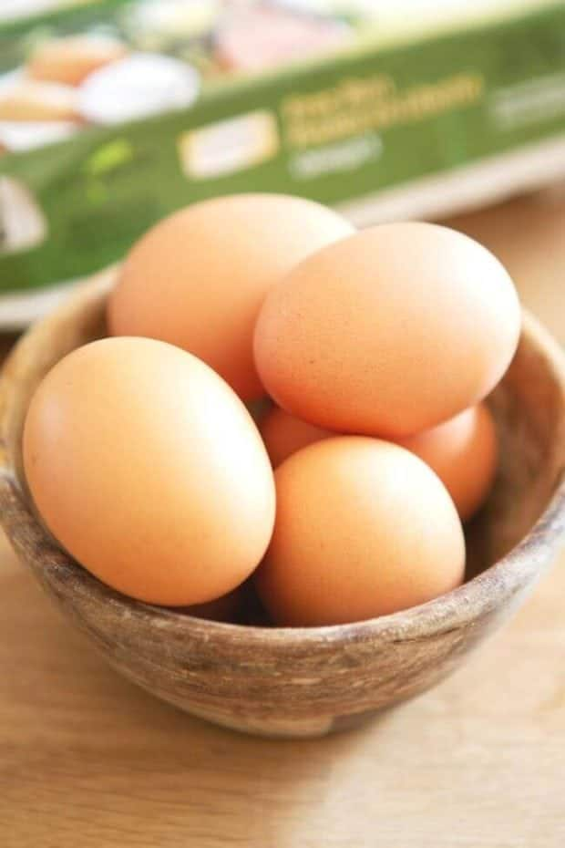 Free Run Eggs from Burnbrae Farms
