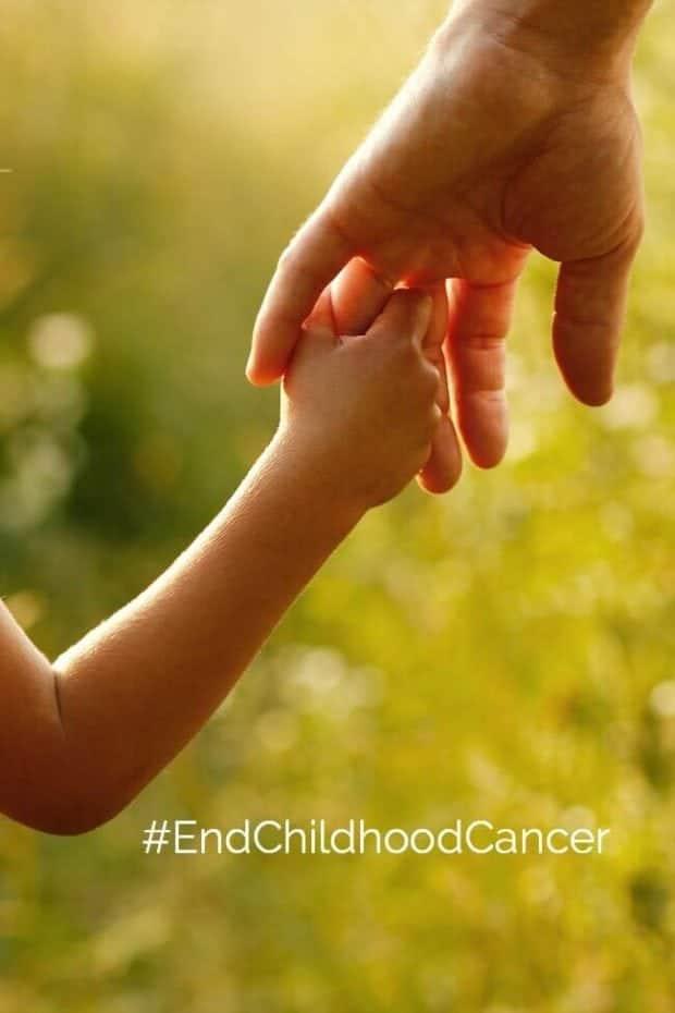 #EndChildhoodCancer