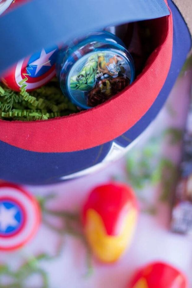 Marvel Easter Ideas