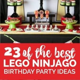 Best Lego Ninjago Birthday Party Ideas