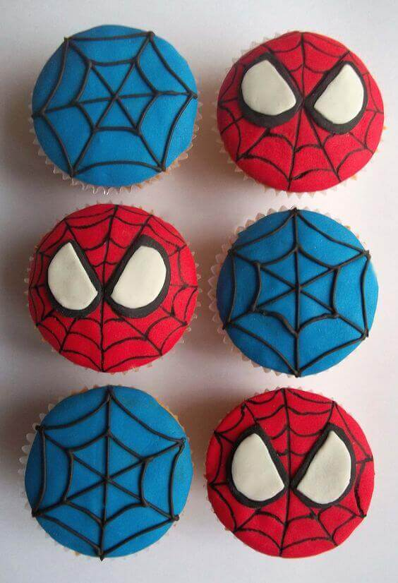 21 Amazing Spiderman Birthday Party Ideas Spaceships and Laser Beams