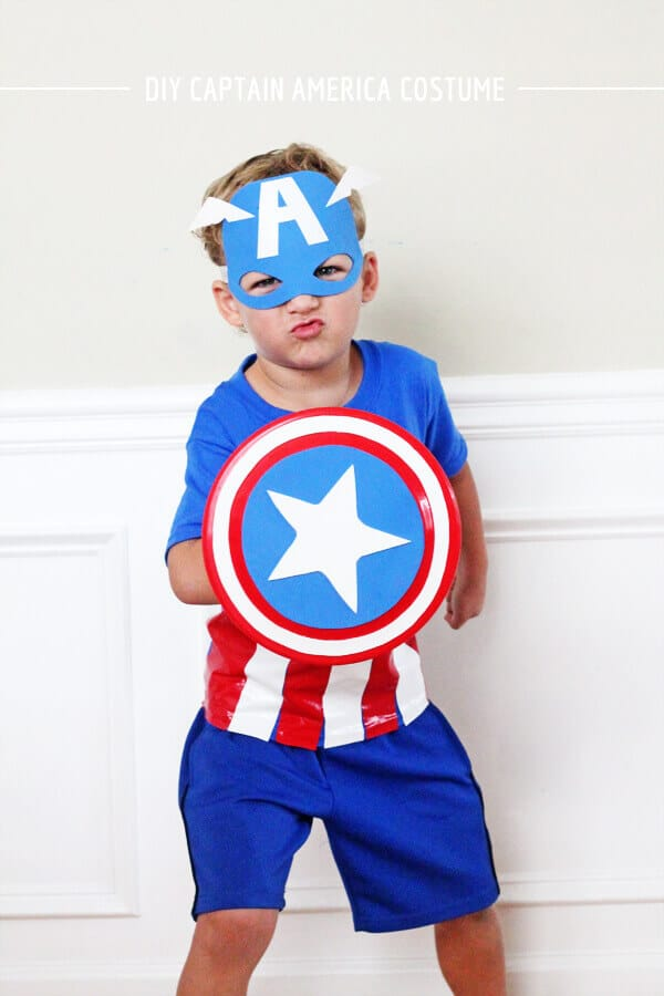2 Captain America Party Ideas