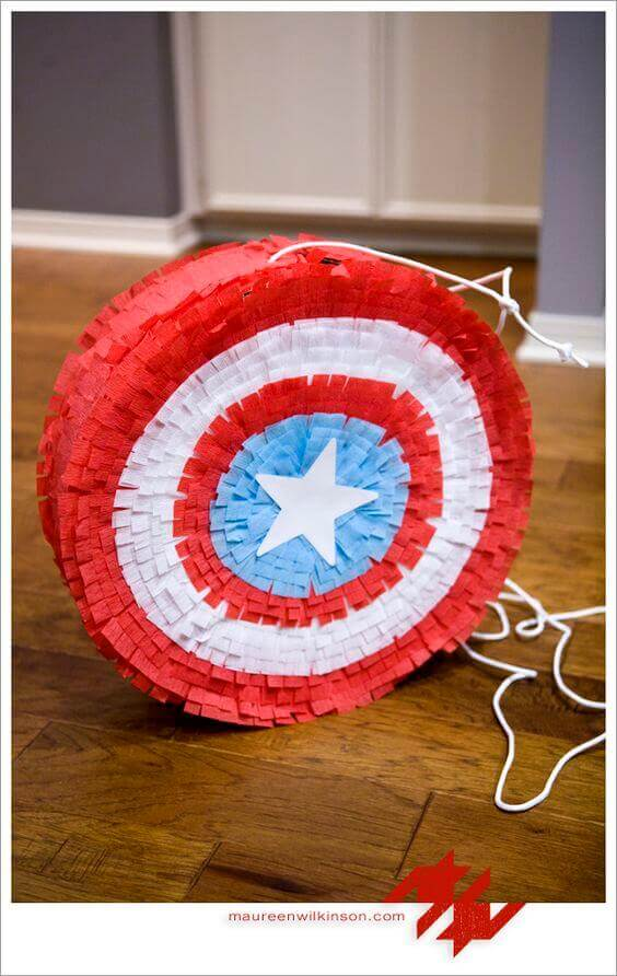 21 Captain America Party Ideas Spaceships and Laser Beams