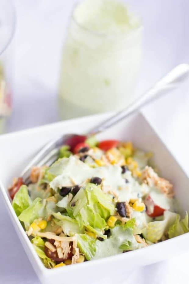 Easy 7 Layer Mexican Salad Recipe