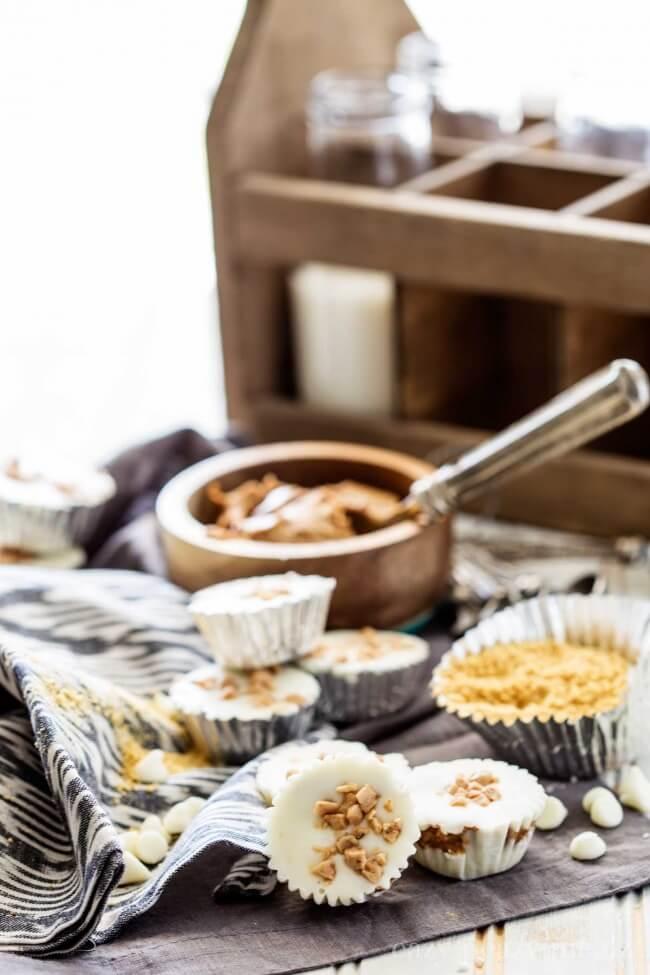Cookie Butter Cups Recipe