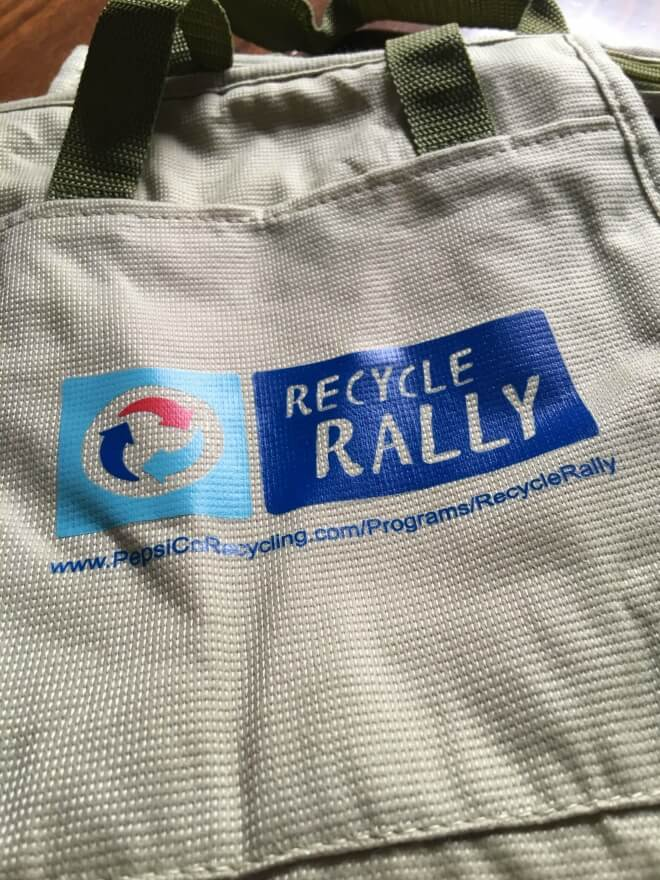 Recycle Rally Bags