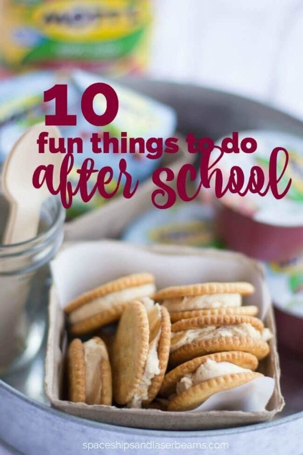 10 Fun Things To Do After School