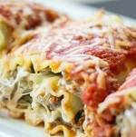 Best Spinach Lasagna Rolls Recipe