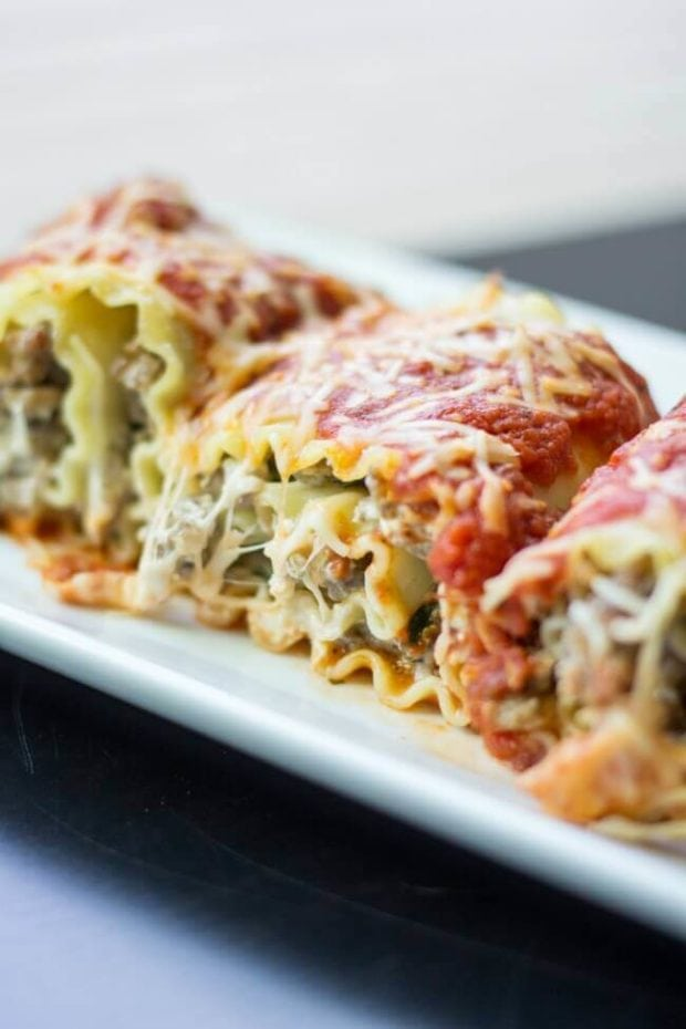 Best Lasagna Roll Ups
