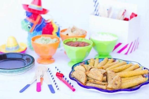 Cinco de Mayo Family Party Ideas