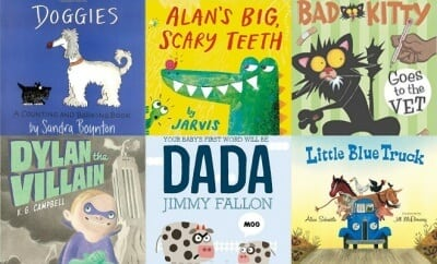 40 Books to Read with Your Kids