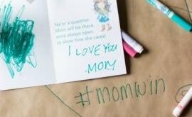 #MomWin