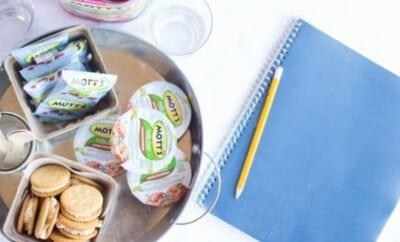 Mott's Snacks for Kids