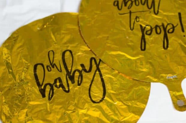 Easy DIY Balloon Idea