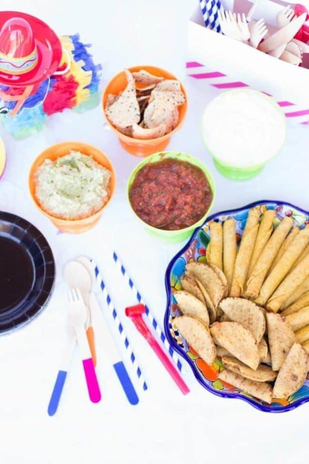 Food Ideas for Cinco de Mayo