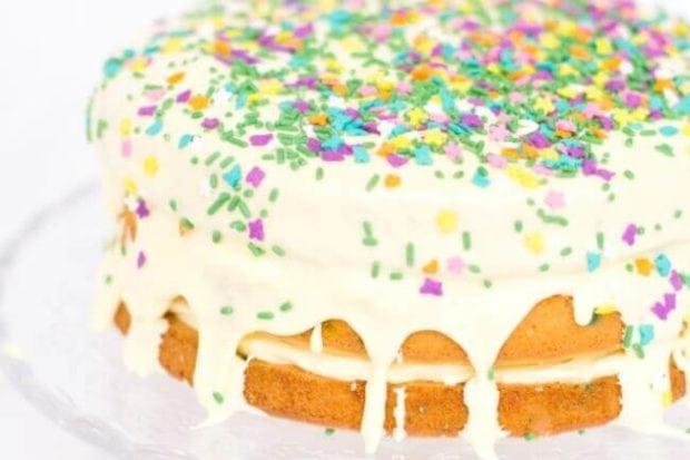 Funfetti Cake Idea