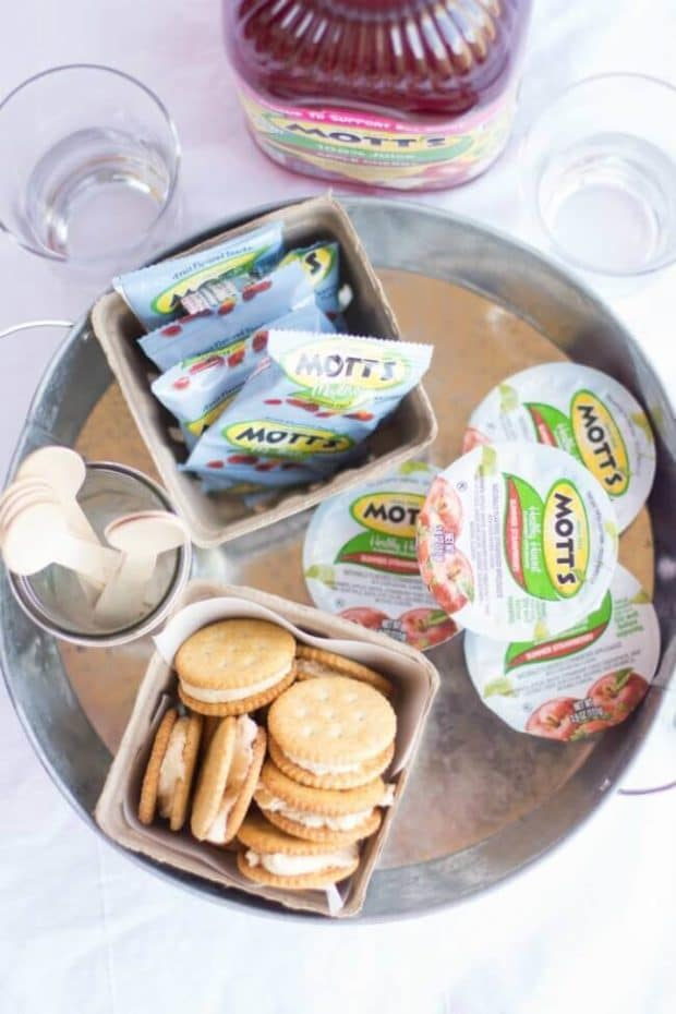 Ideas for After School Snacks