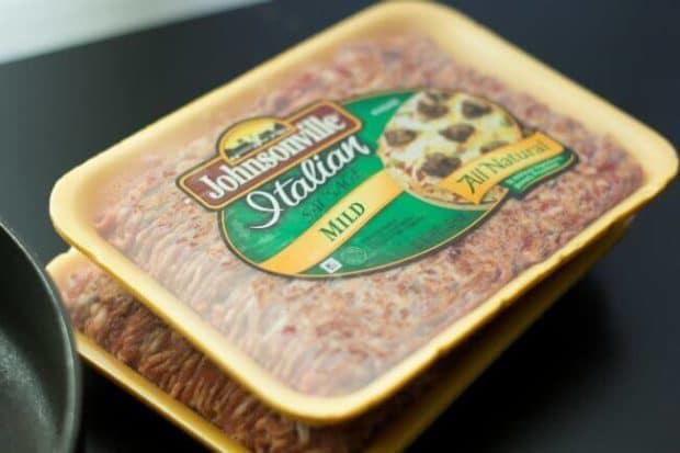 Johnsonville Mild Sausage