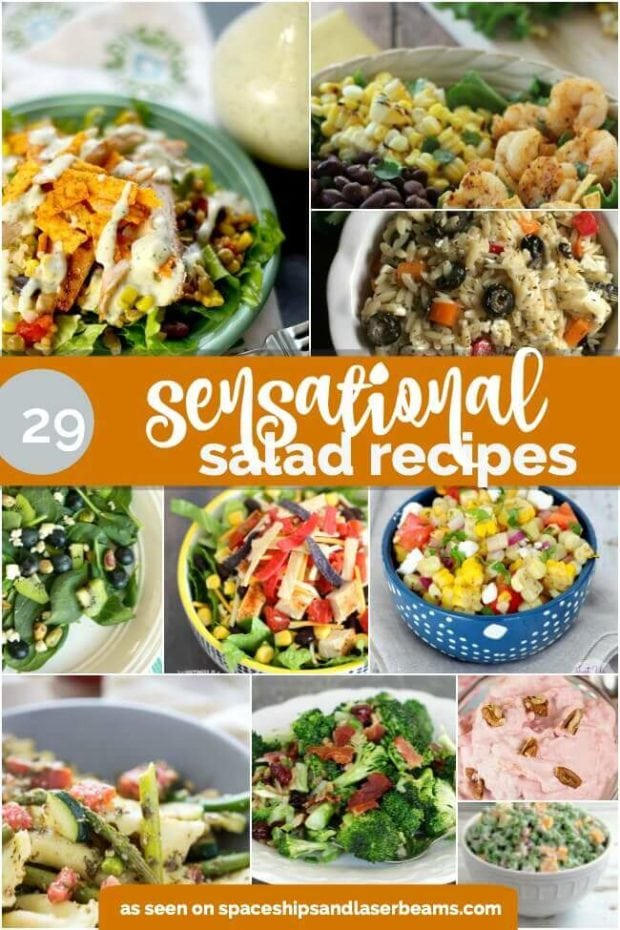 29 Sensational Salad Recipes