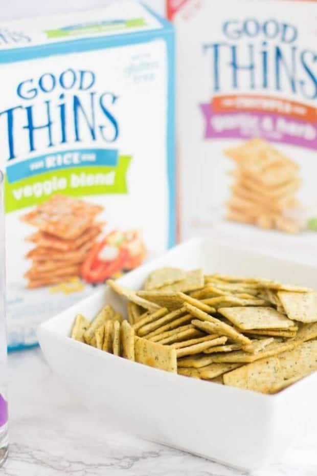 Delicious Snack Ideas: Good THiNS