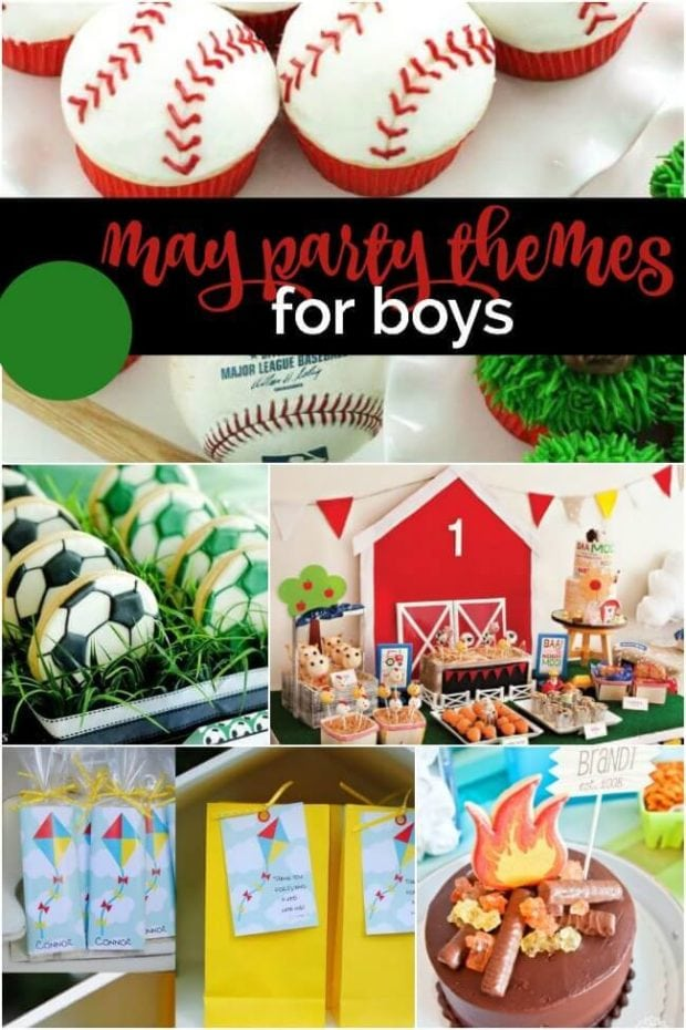 17 Birthday Party Ideas For Boys Born In May Spaceships And Laser