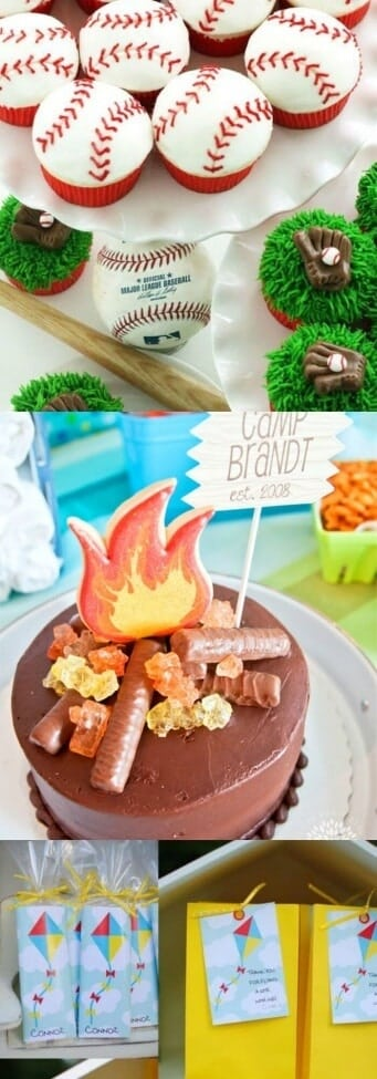 May Birthday Party Themes for Boys