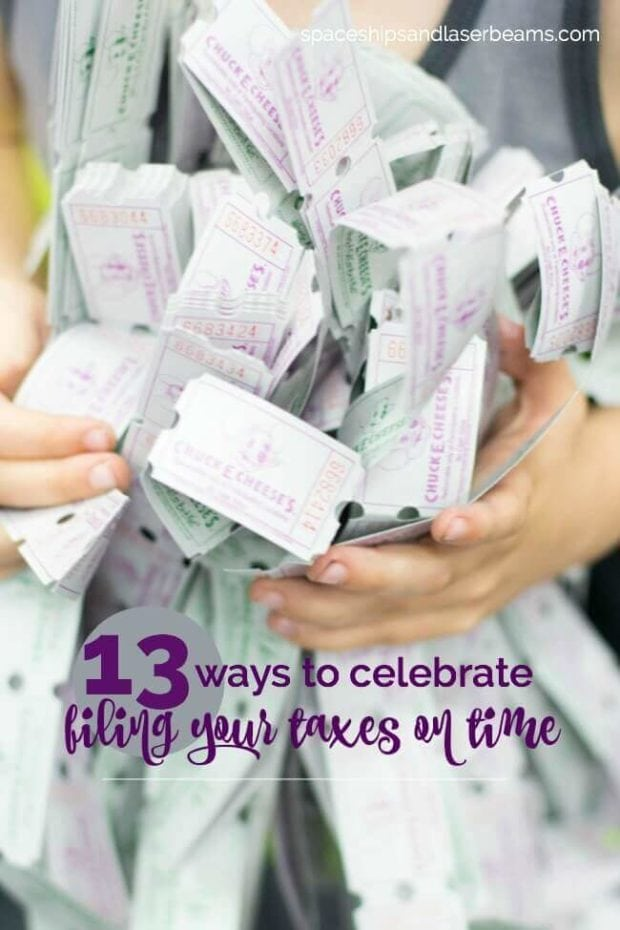 13 Ways to Celebrate Filing Your Taxes on Time
