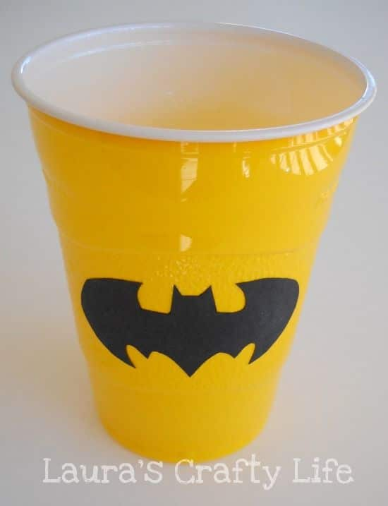 Batman Drink Cup