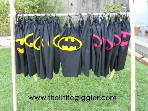 Batman Capes