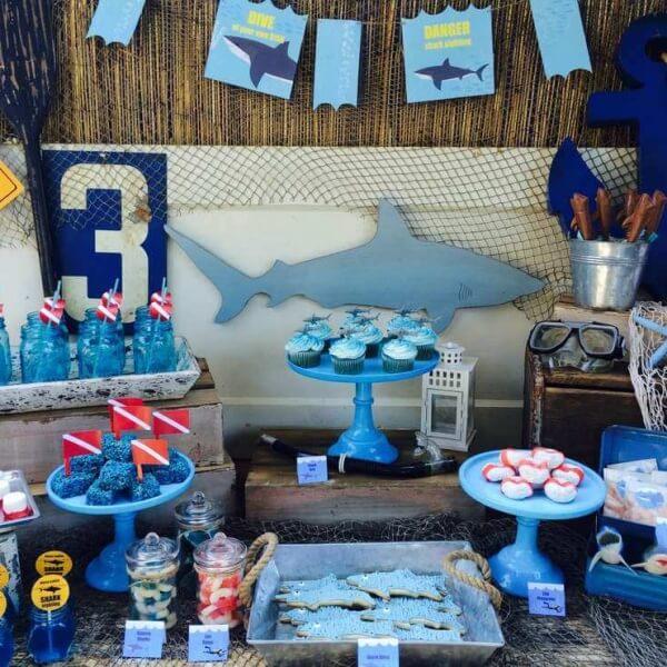 Pool Themed Bathroom: 21 Fun June Birthday Party Ideas For Boys