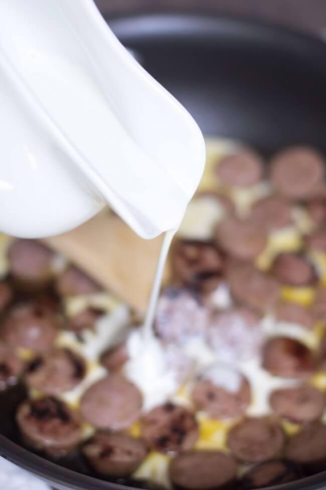 Cream Sauce Recipe
