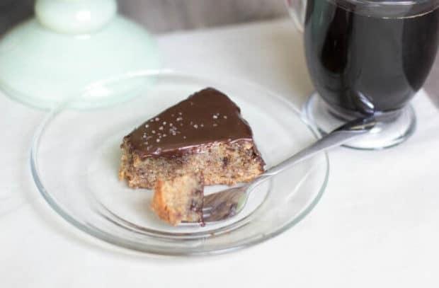 Easy Flourless Cake