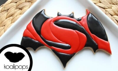 Batman vs superman party ideas