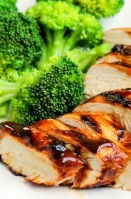 Beer Marinated Grilled Chicken Breast