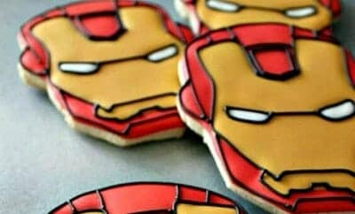 Iron Man Birthday Party Ideas