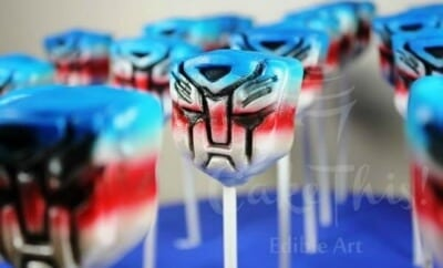 Transformers Birthday Party Ideas