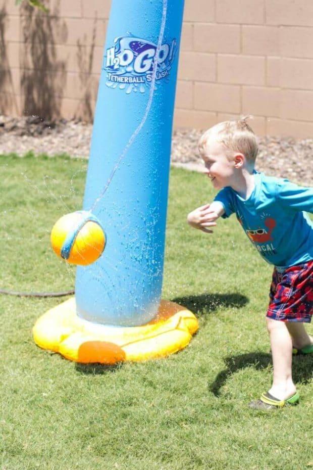 H2O Go Tetherball Splash