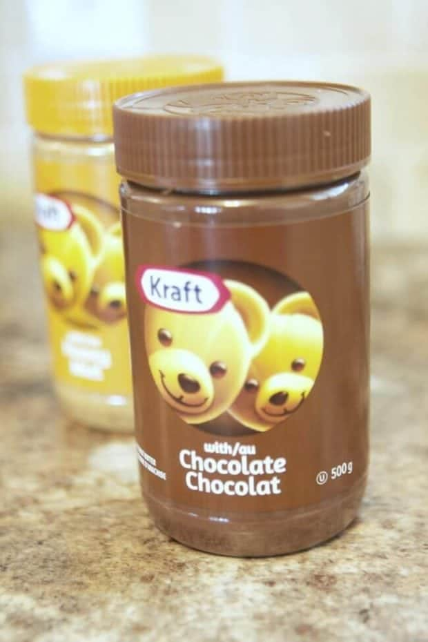Kraft Chocolate Peanut Butter