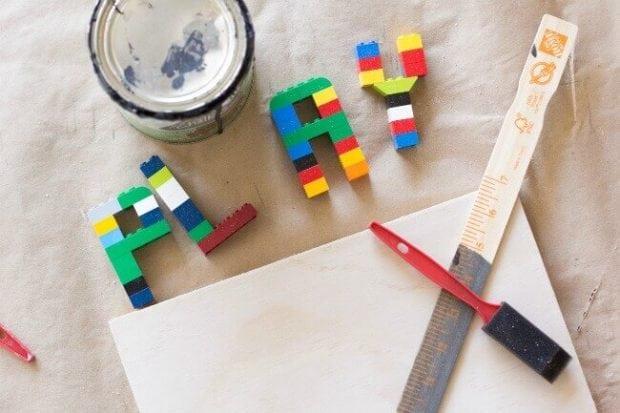 Easy DIY LEGO Ideas