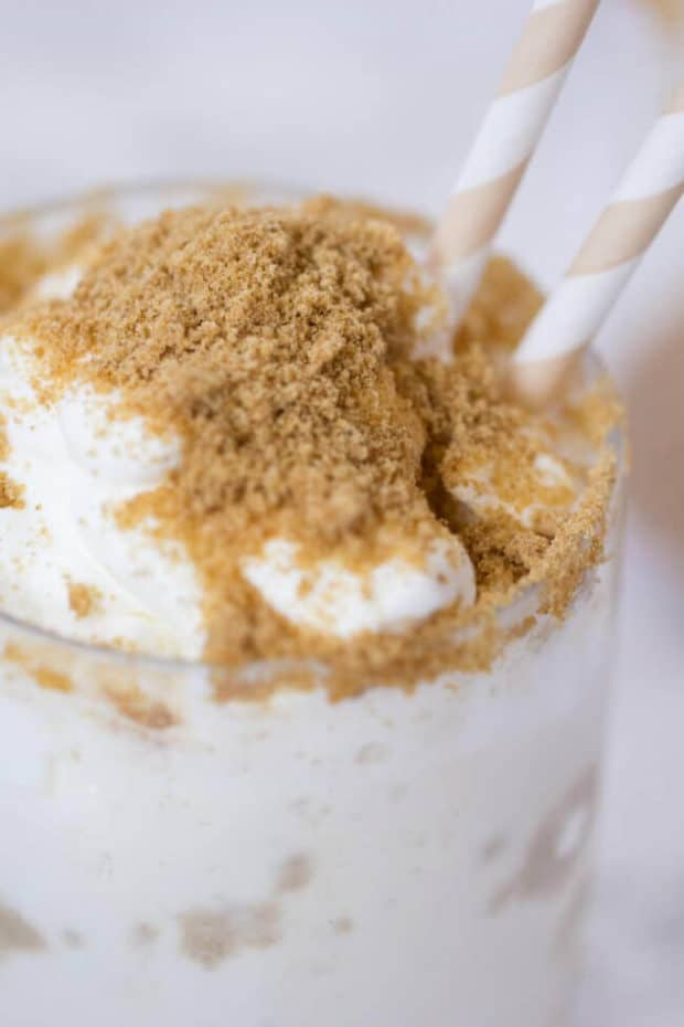 Lemon Pie Milkshake Recipe